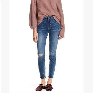 Ashley Mason Joni High Rise skinny jeans sz: 29